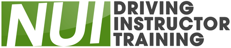 NUI Driving Instructor Training